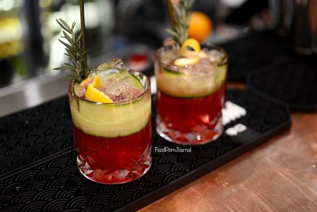 Casey Jones Gungahlin shrub cocktail