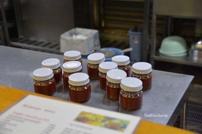 Japan Hiroshima reimenya chilli sauce