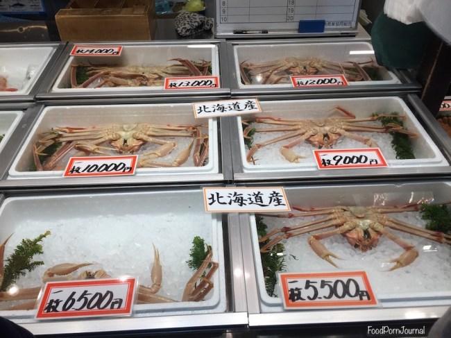 Japan Kanazawa markets