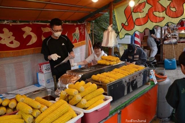 Japan Kanazawa street food