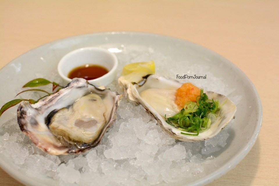 Japan Miyajima Island oysters