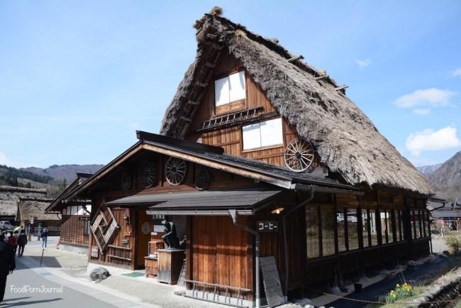 Japan Shirakawa go house