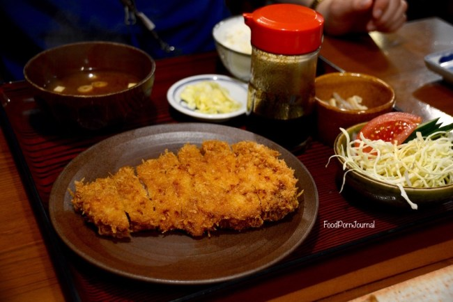 Japan Takayama Mikado pork cutlet