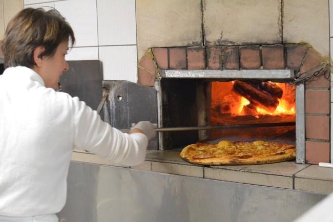 Pizza Arte Kingston pizza oven