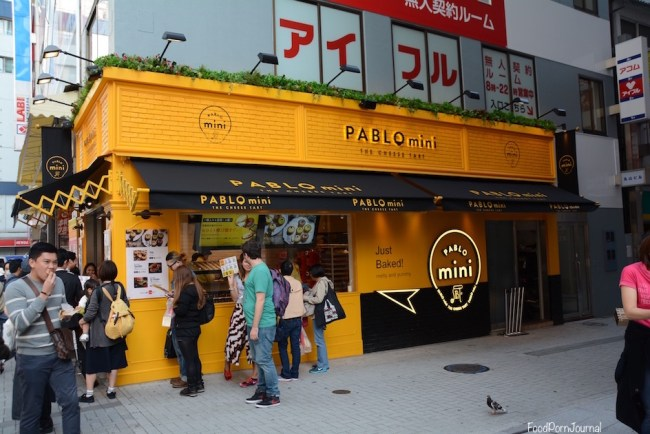 Tokyo Akihabara Pabli Mini stand