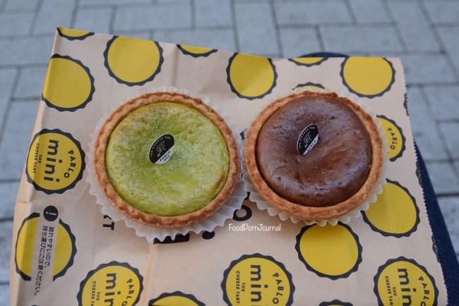 Tokyo Akihabara Pablo Mini cheese tarts