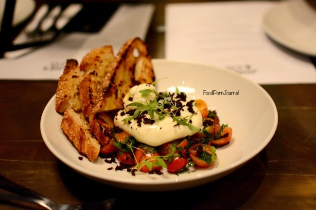 Jones & Co Kingston burrata