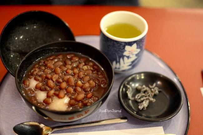 Osaka Japan Tenjinbashisuji dessert