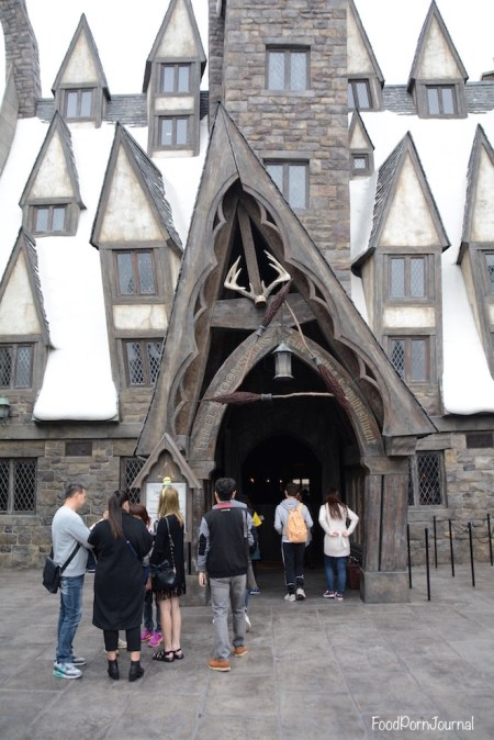 Osaka Japan Universal Studios Harry Potter Three Broomsticks