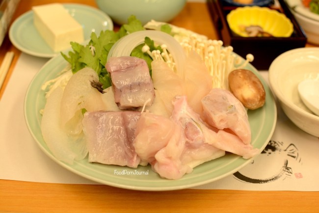 Osaka Japan Zuboraya fugu