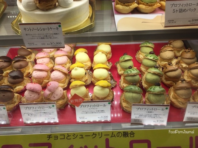 Osaka Japan depachika
