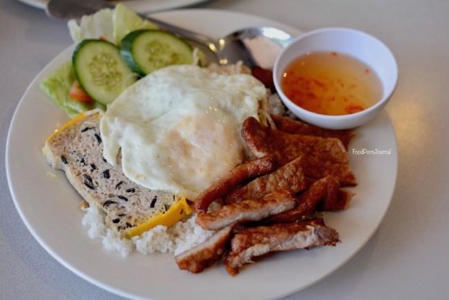 Tu Do Canberra com tam broken rice pork chop