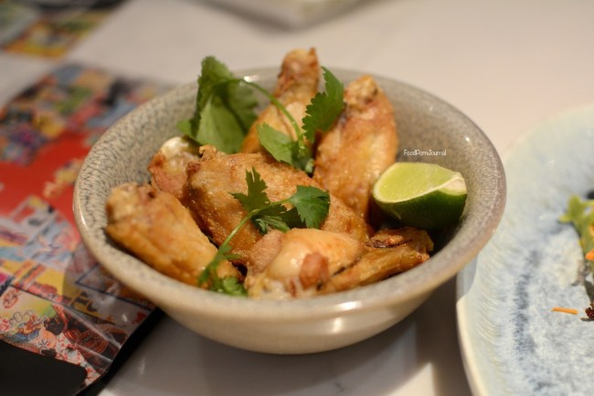 Natural Nine chicken wings