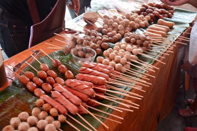 Chiang Mai Warorot markets
