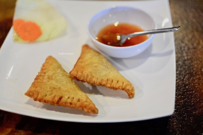 Pho Phu Quoc curry puffs