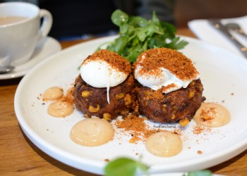 The Front Lyneham fritters