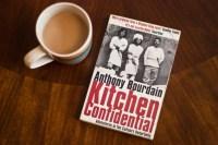 Anthony Bourdain's Kitchen Confidential - Food Practice