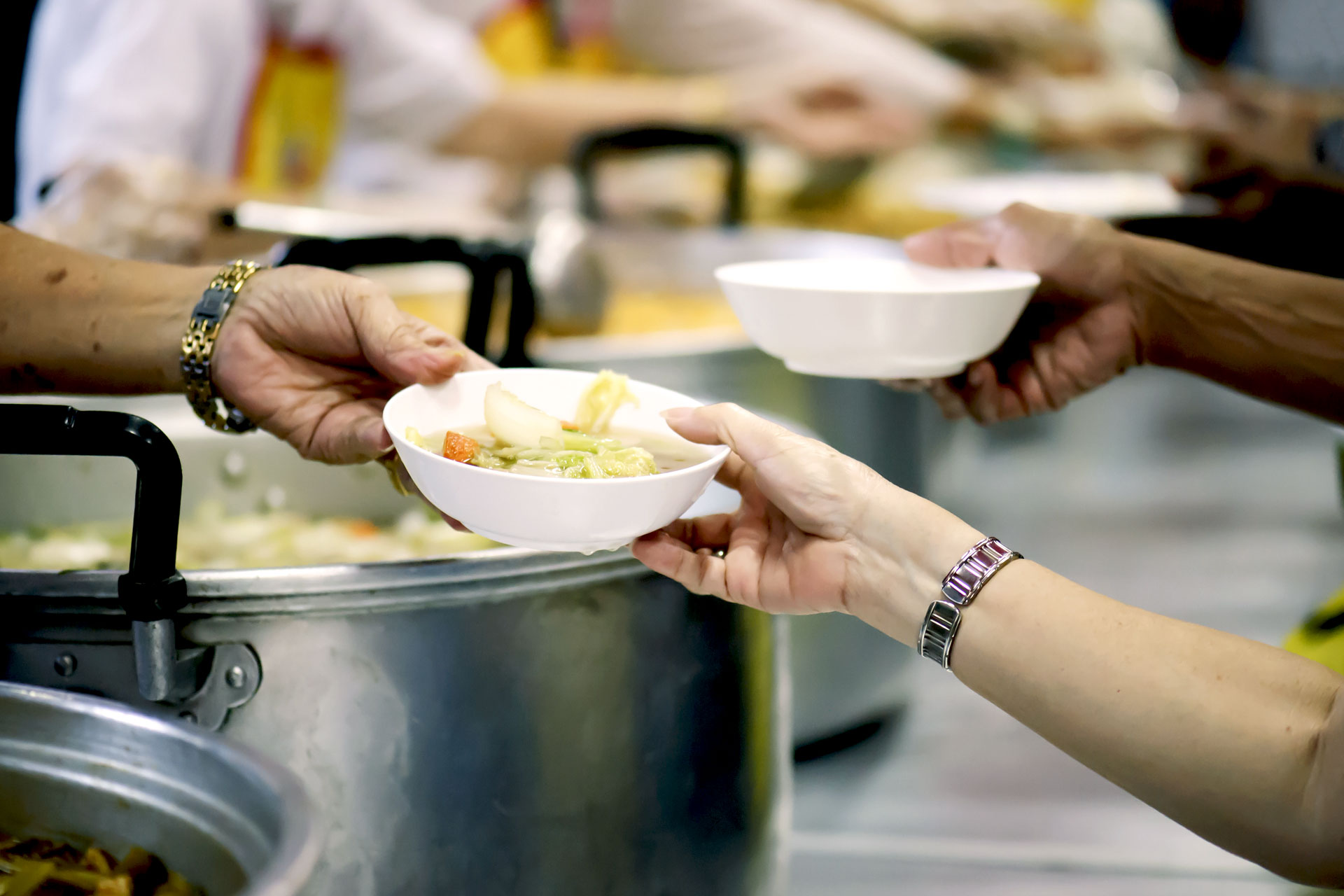 Hunger and Food Insecurity   FoodPrint
