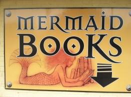 Mermaids read, too!