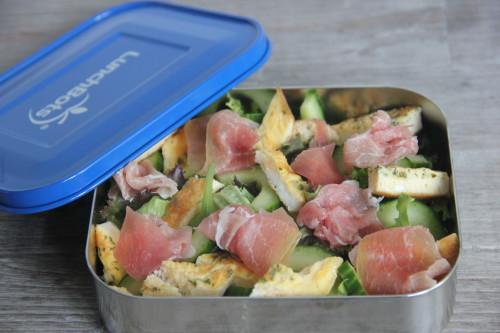 omelet lunch