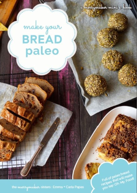 Make your bread paleo