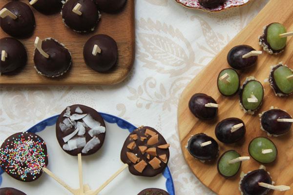 Chocolade feest
