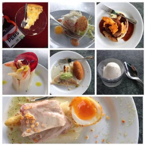 asperge gerechten opening aspergeseizoen