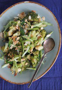 broccoli salade met bosui