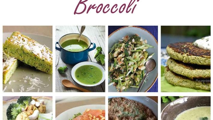 lekker en gezond broccoli
