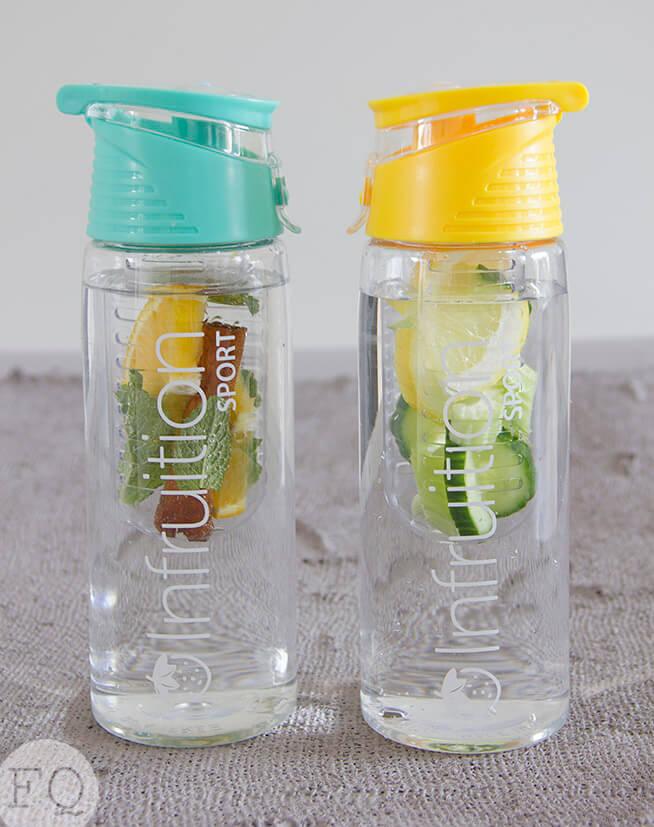 infruition water drinken