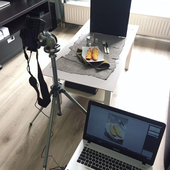 food fotografie