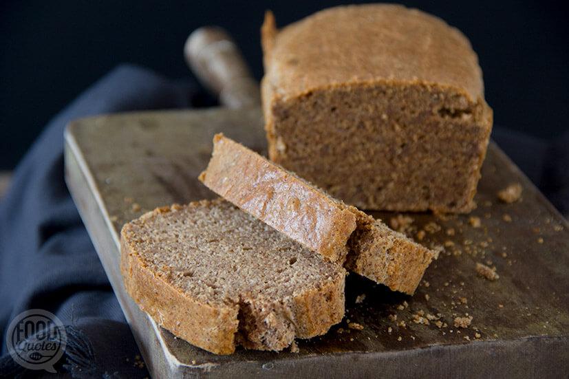 Cashewbrood, paleo-proof