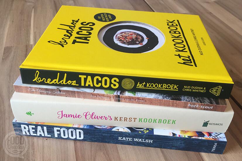 4 kookboeken voor foodies