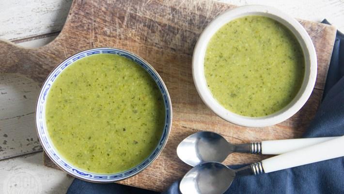 broccoli-courgettesoep