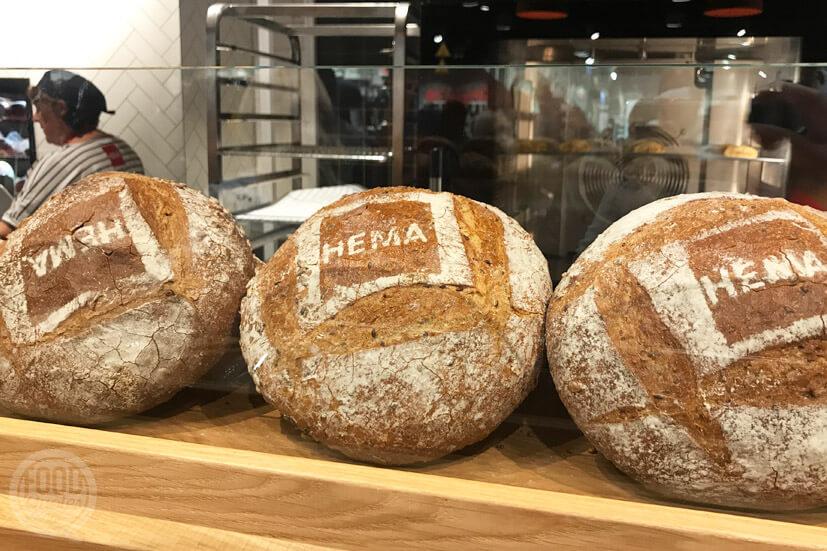 Lancering nieuw foodconcept HEMA