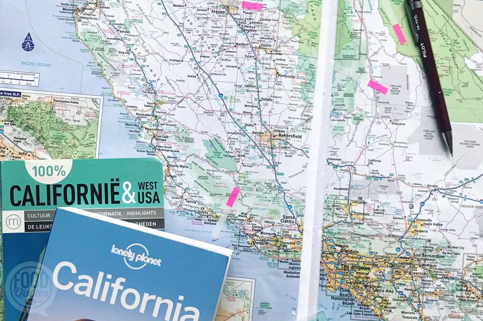 Met de Camper door Californië – De Voorbereidingen