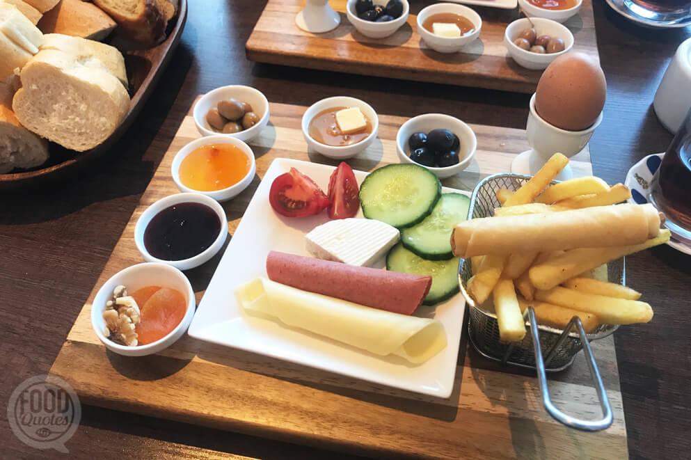 Turks ontbijten bij Lavash in Eindhoven