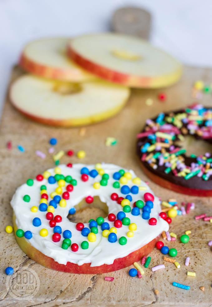 Appel donuts
