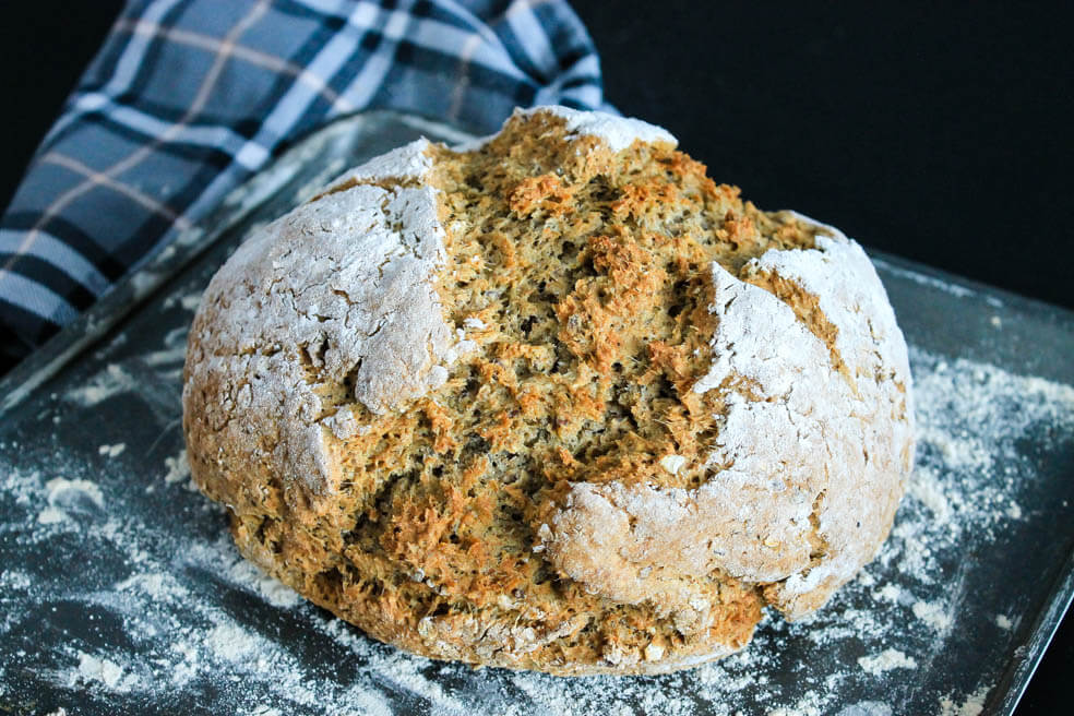 Brood zonder gist
