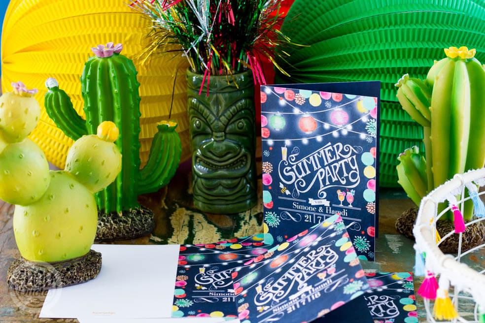 Mexican Fiesta – voorbereiding & aankleding