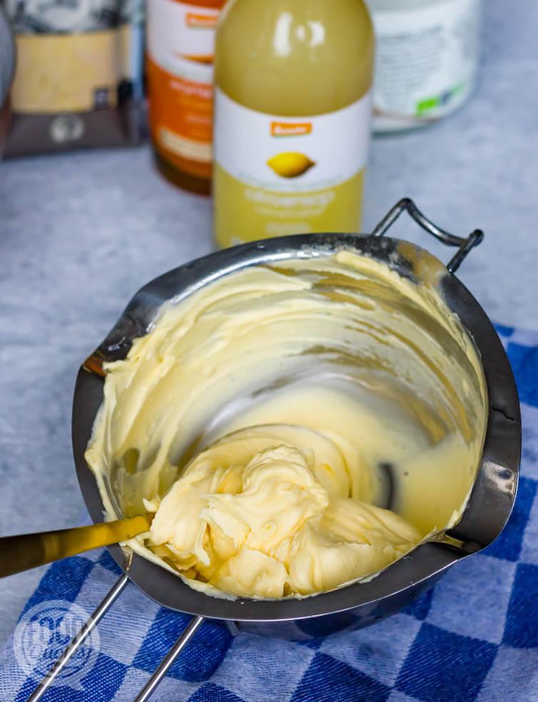 DIY margarine