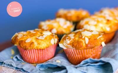 limoen-yoghurt cupcakes