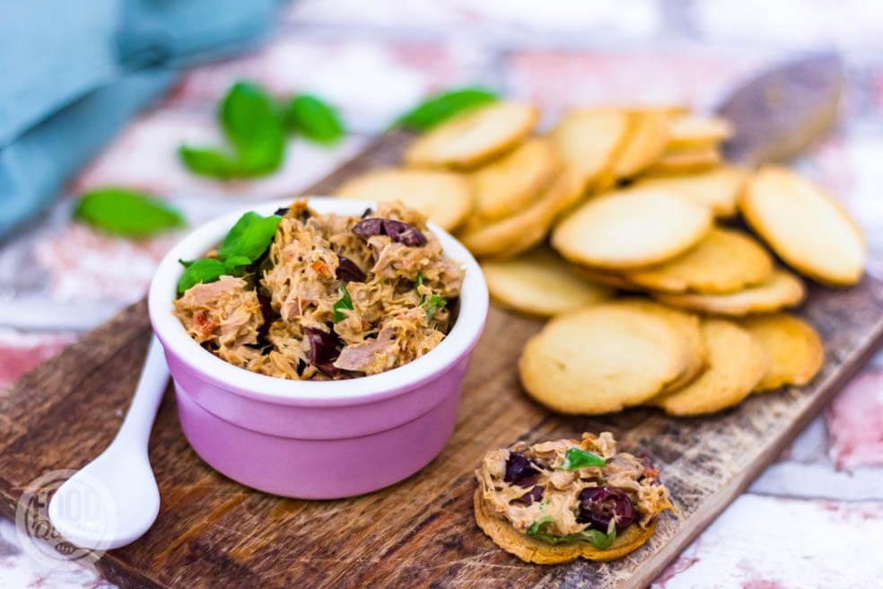 Italiaanse tonijnsalade