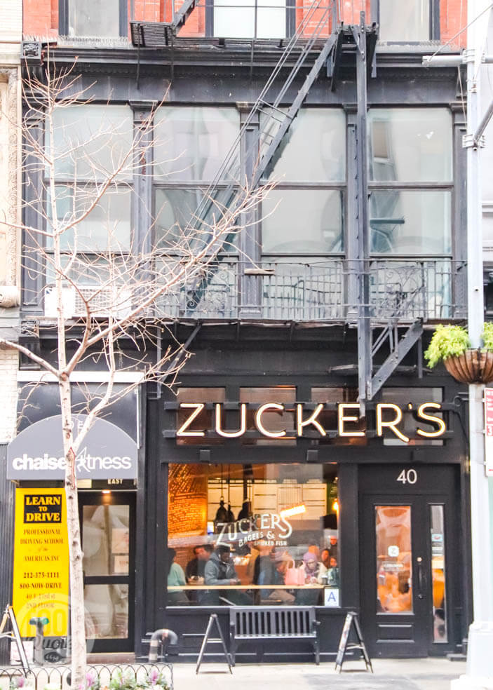 Zuckers bagels