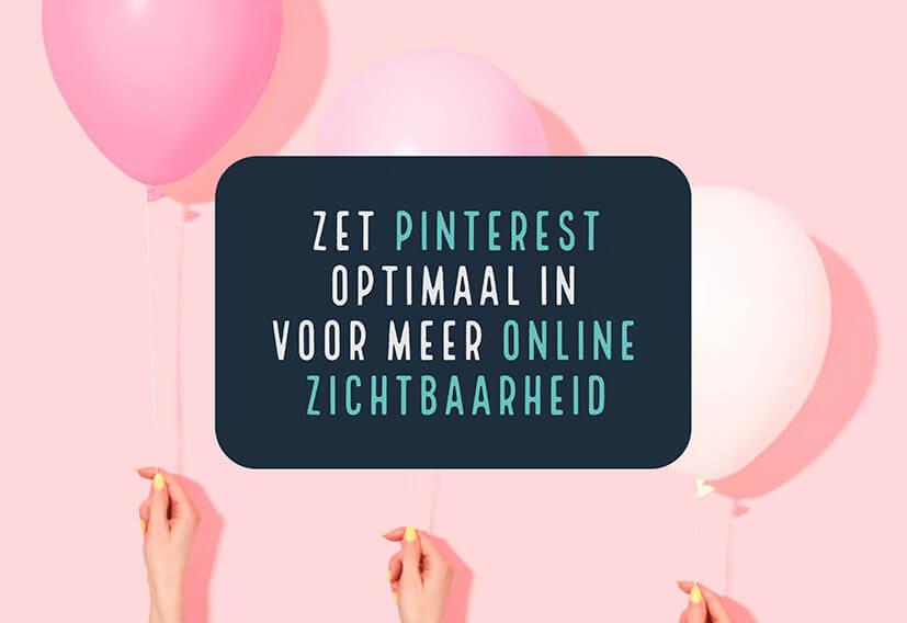 STOP met het maken van deze 3 Pinterest fouten