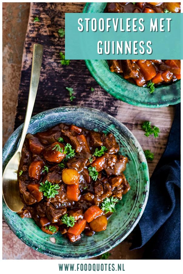 Stoofvlees met Guinness