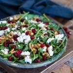 Turkse salade feta