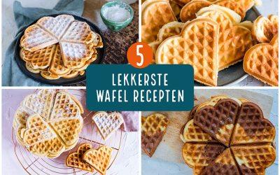 wafel recepten