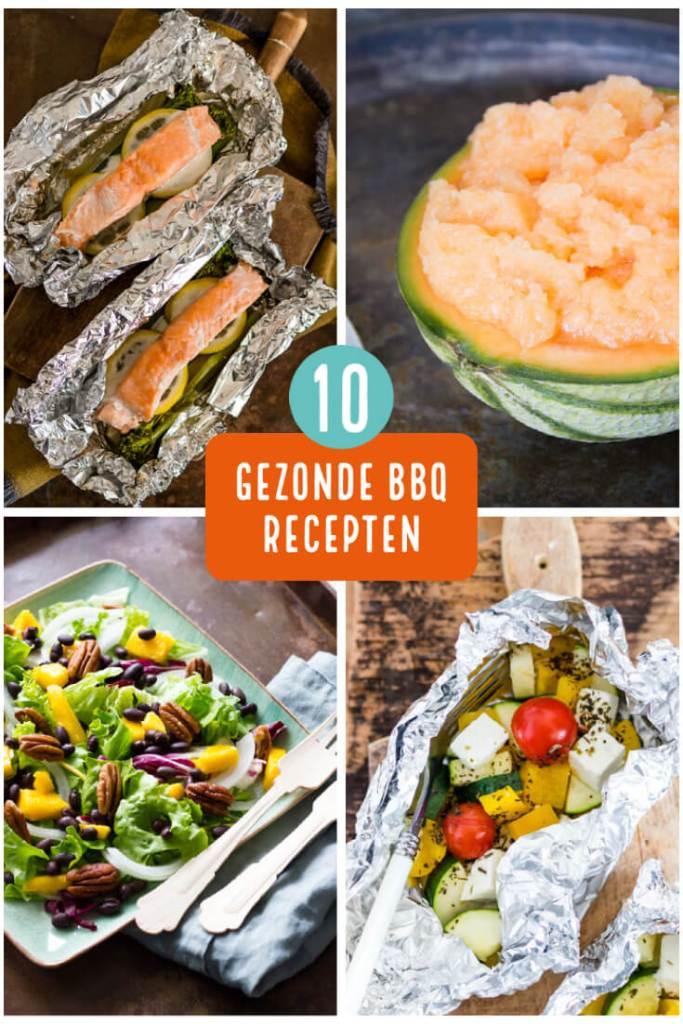 gezonde BBQ recepten