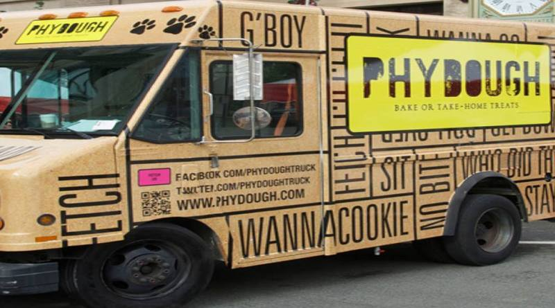 food trucks: new ways of food serving